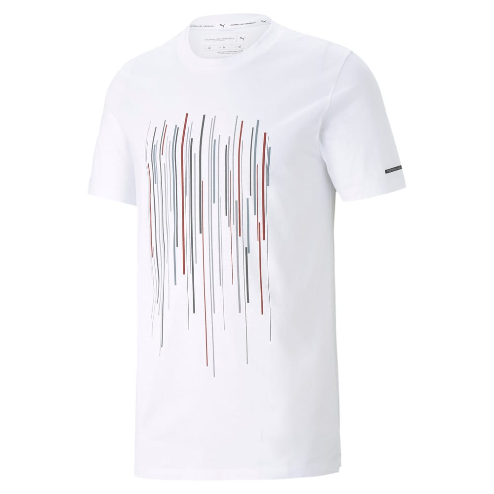 Görüntü Puma PORSCHE DESIGN GRAPHIC Erkek T-shirt #2