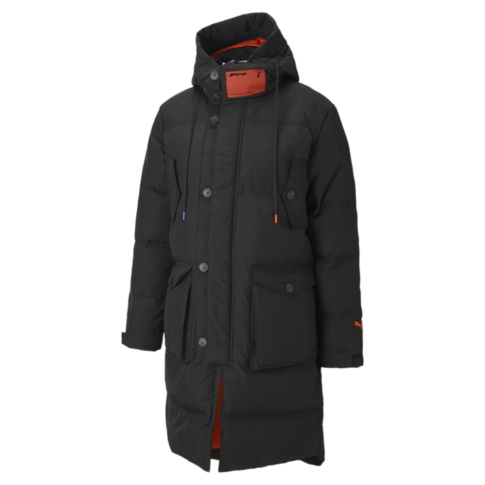 Изображение Puma Куртка PUMA x ATTEMPT Down Coat #1