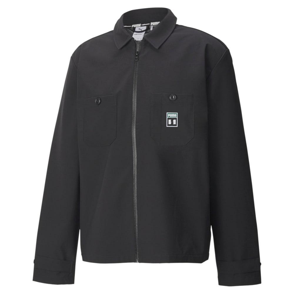 Изображение Puma Куртка PUMA x TH Chore Jacket #1