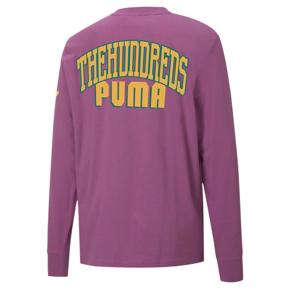 Image Puma PUMA x THE HUNDREDS Long Sleeve Men's Tee #2