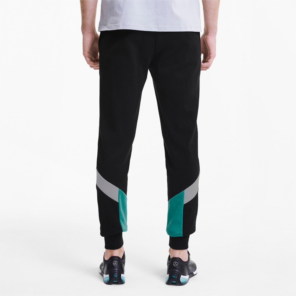 Image Puma Mercedes Slim Fit Men's Sweatpants #2
