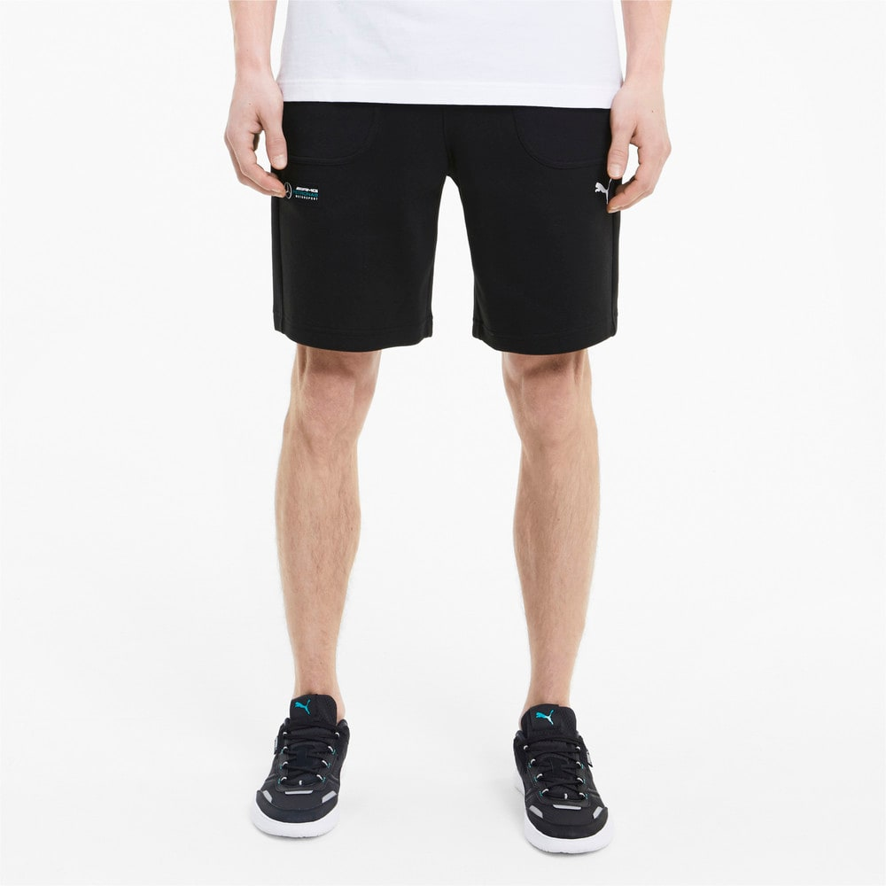 Image Puma Mercedes Men's Sweat Shorts #1