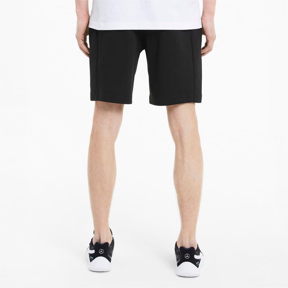 Image Puma Mercedes Men's Sweat Shorts #2