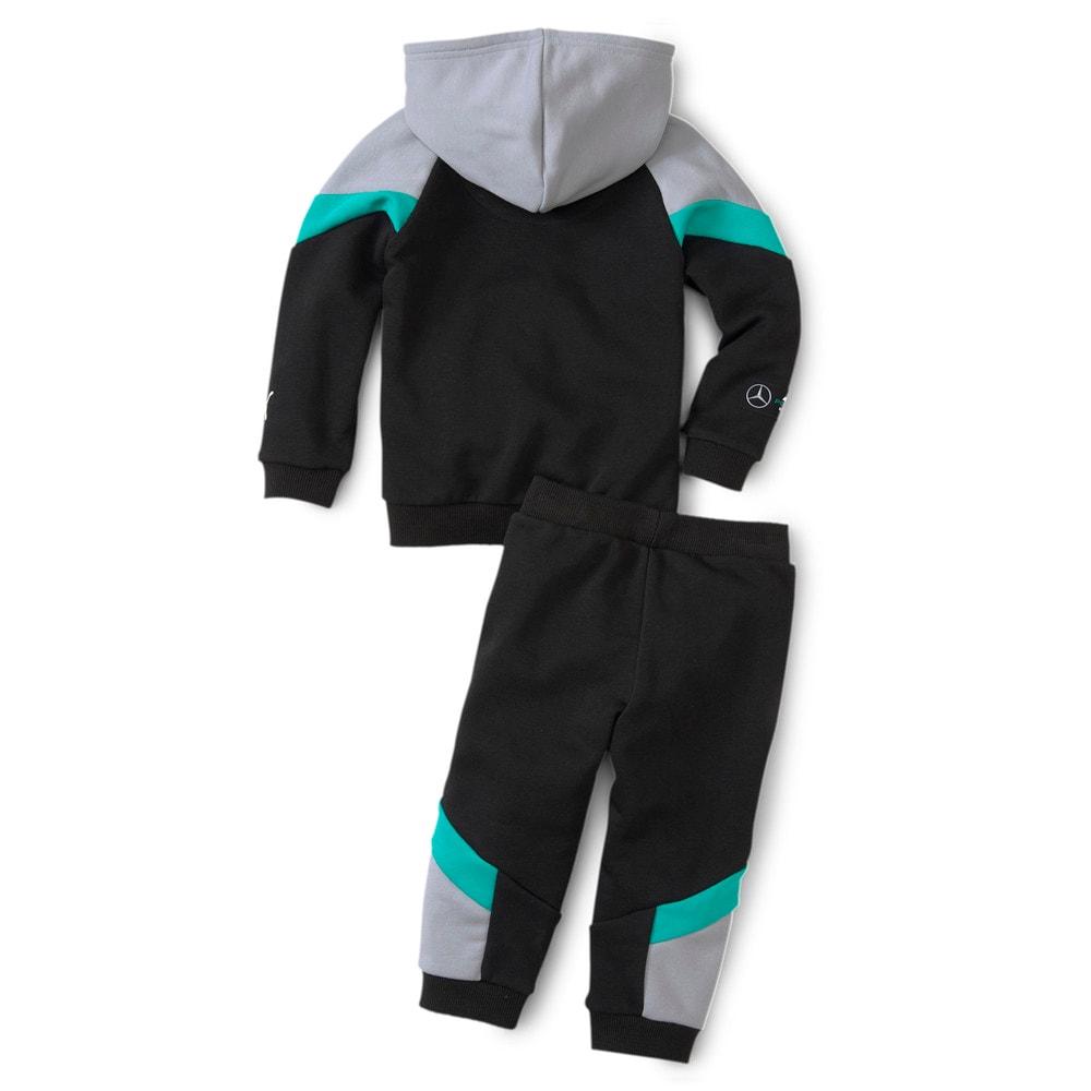 Image Puma Mercedes Babies' Jog Suit #2