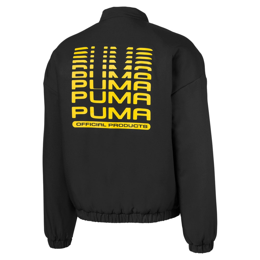 Зображення Puma Бомбер Padded Bomber Jacket #2