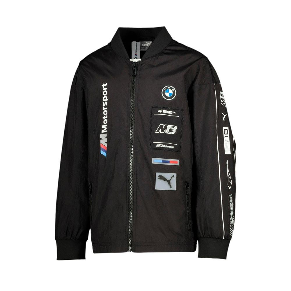 Image Puma BMW M Motorsport Kids' Street Jacket #1
