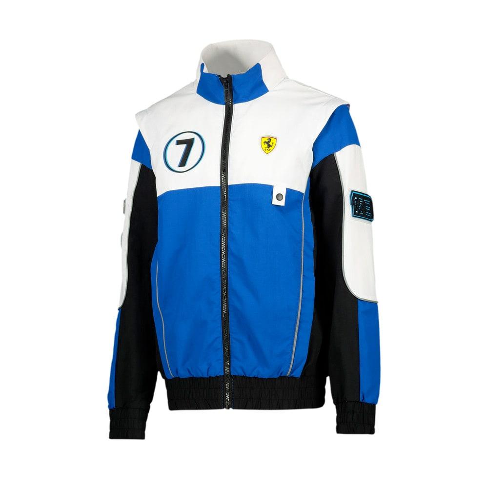 Image Puma Scuderia Ferrari Race Youth Street Jacket #1