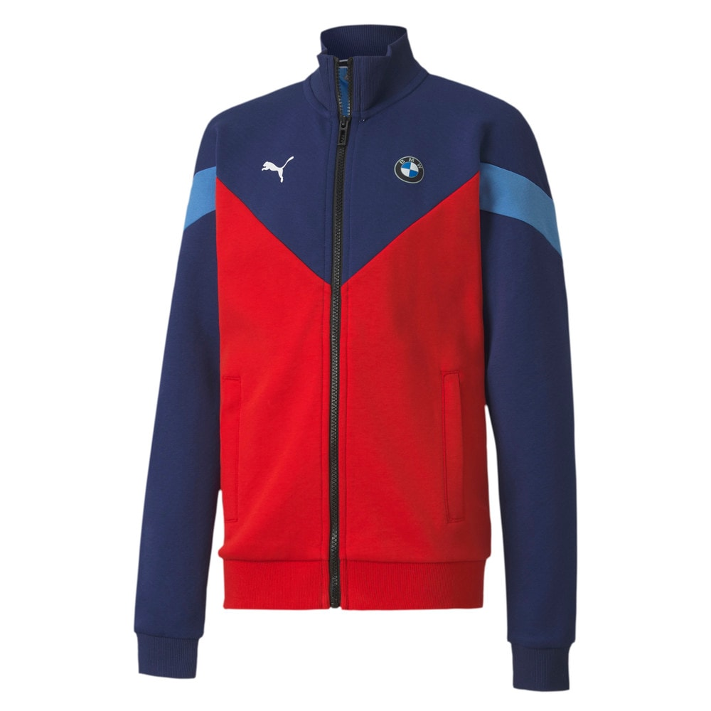 Image Puma BMW M Motorsport MCS Youth Jacket #1