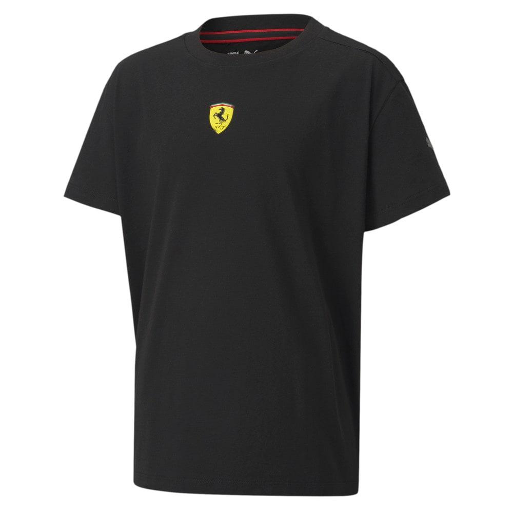 Image Puma Scuderia Ferrari Race Street Youth Tee #1