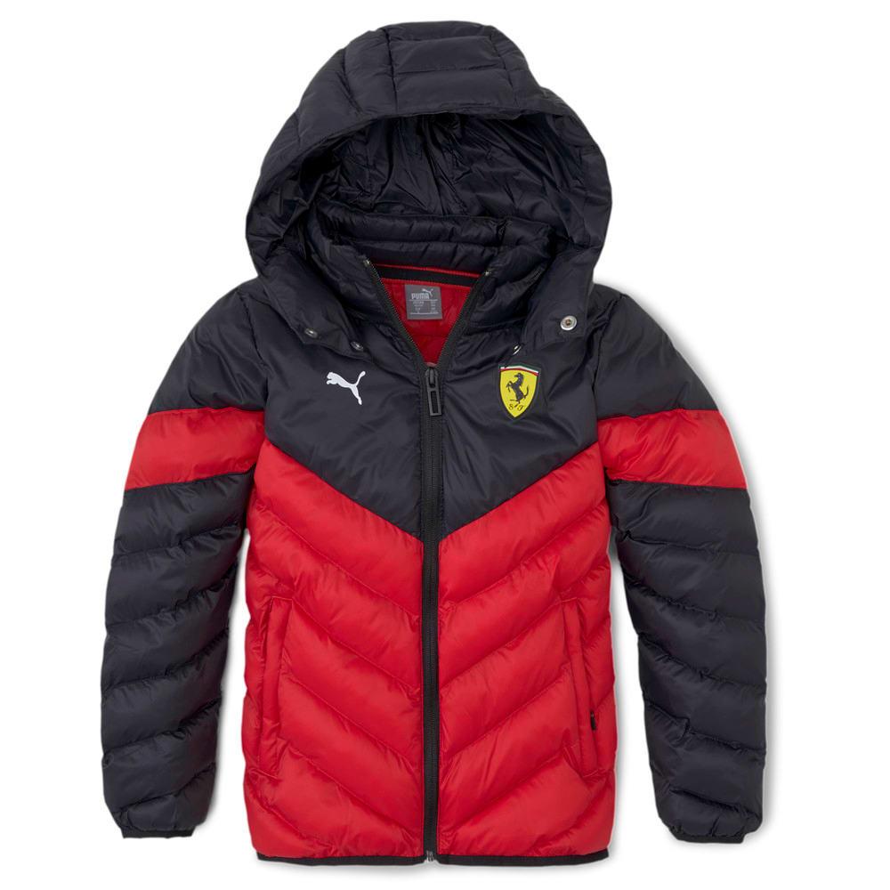 Изображение Puma Детская куртка Ferrari Race Kids MCS Eco Jkt #1