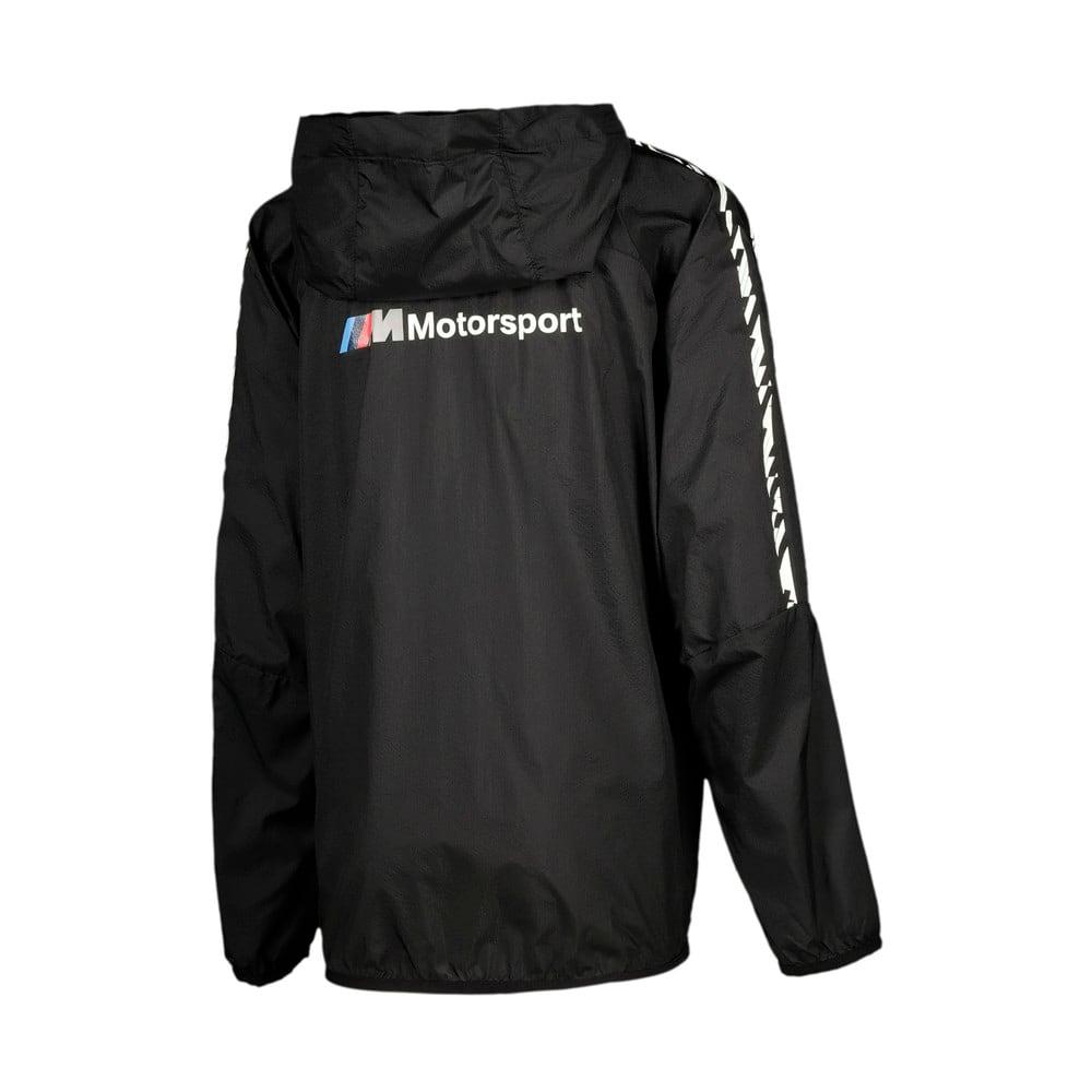 Image Puma BMW M Motorsport T7 City Runner Youth Jacket #2