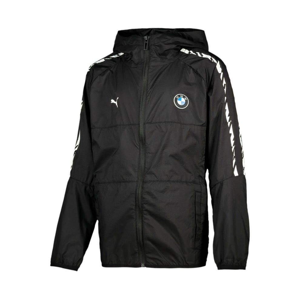 Image Puma BMW M Motorsport T7 City Runner Youth Jacket #1
