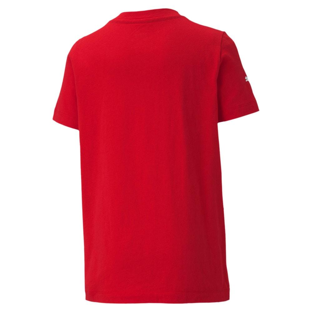 Изображение Puma Детская футболка Ferrari Race Kids BigSTee+ #2
