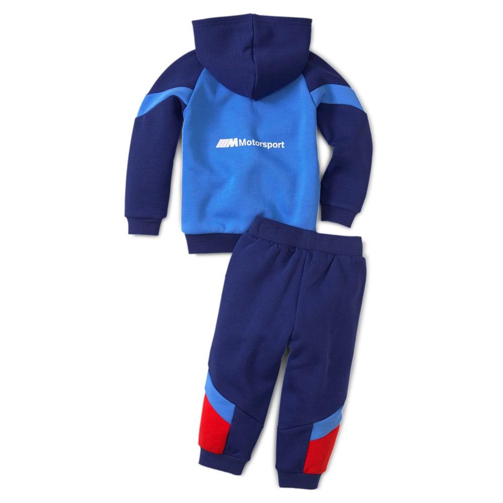 Image Puma BMW M Motorsport Babies' Jog Suit #2