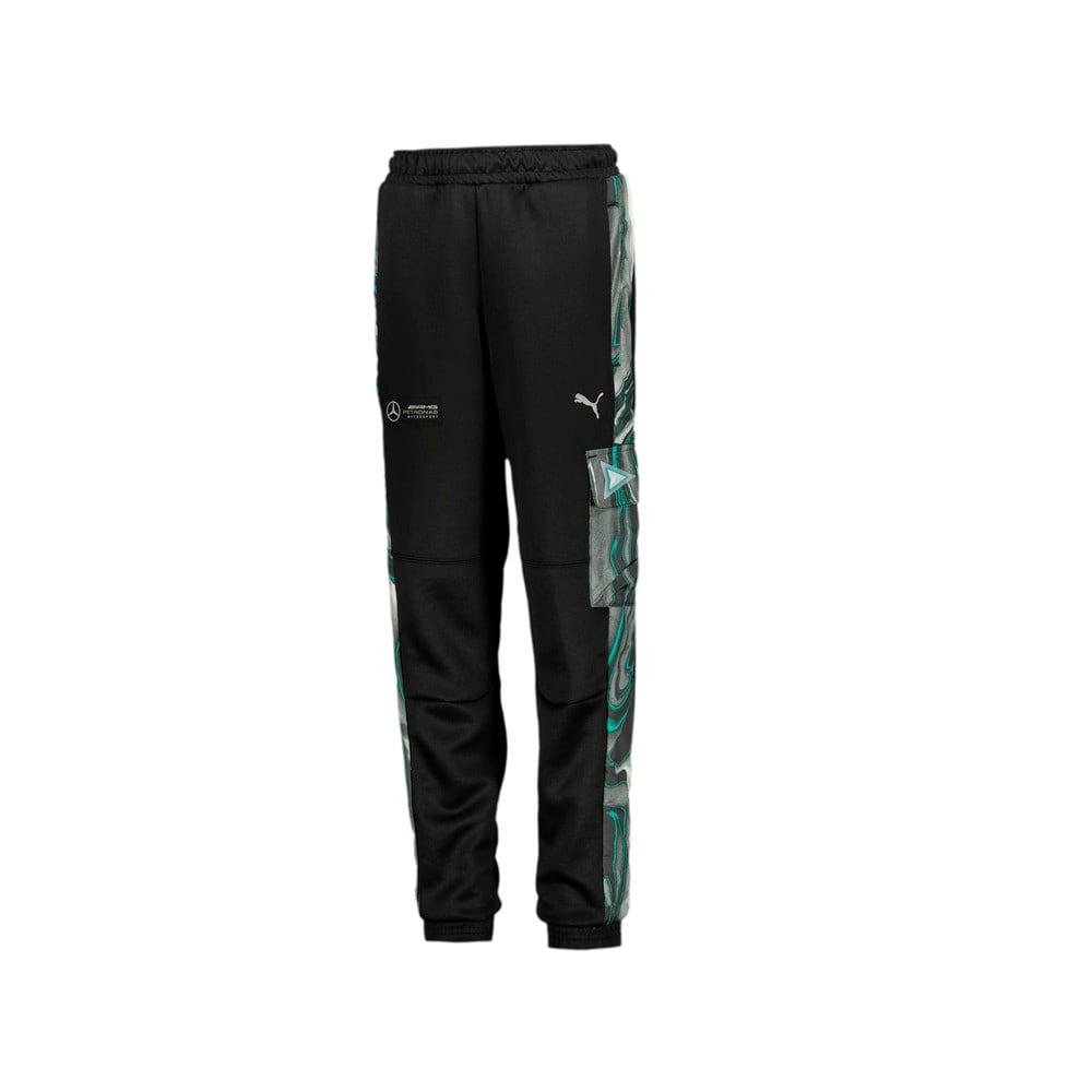 Image Puma Mercedes Youth Street Pants #1