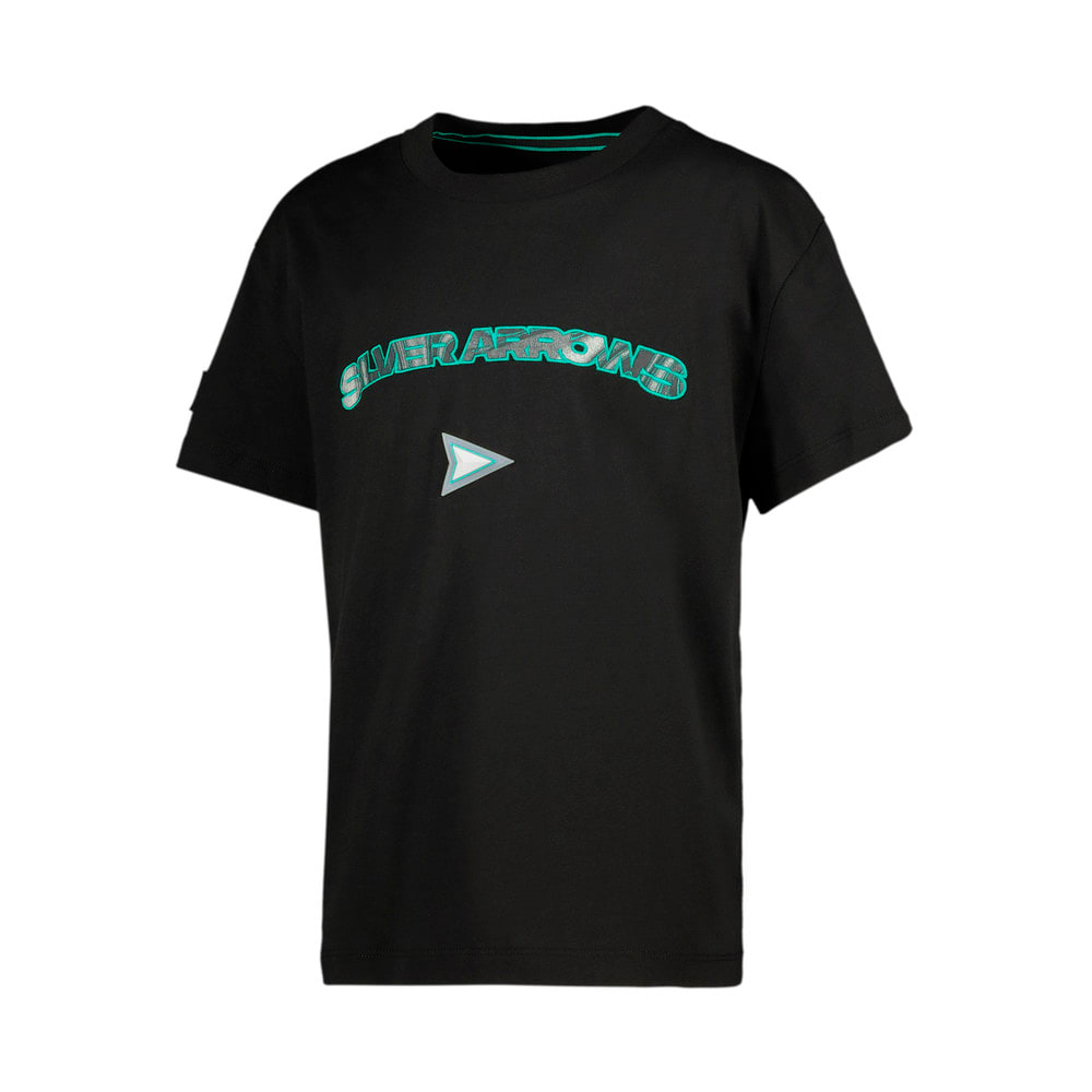 Image Puma Mercedes Youth Street Tee #1