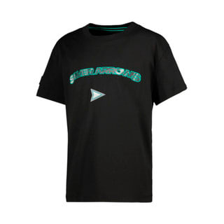 Image Puma Mercedes Youth Street Tee