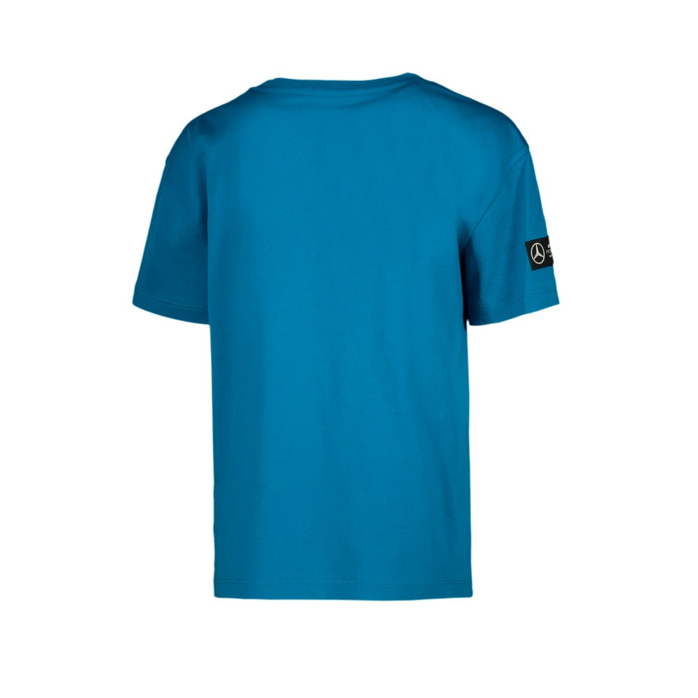 Image Puma Mercedes Youth Street Tee #2