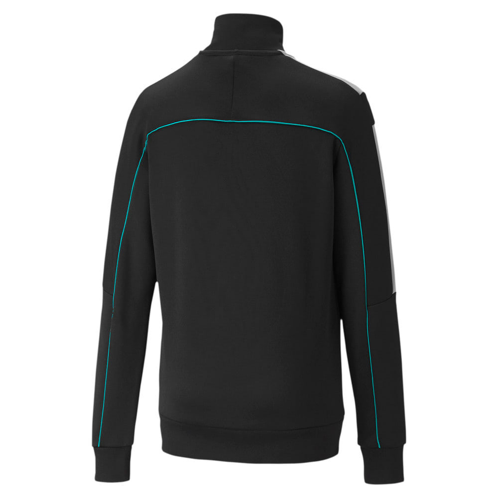 Image Puma Mercedes T7 Youth Track Jacket #2