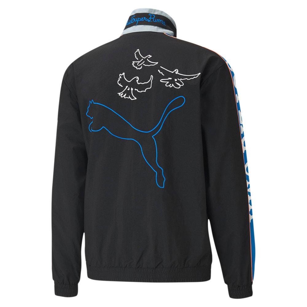 Изображение Puma Олимпийка PUMA x KS Track Jacket #2