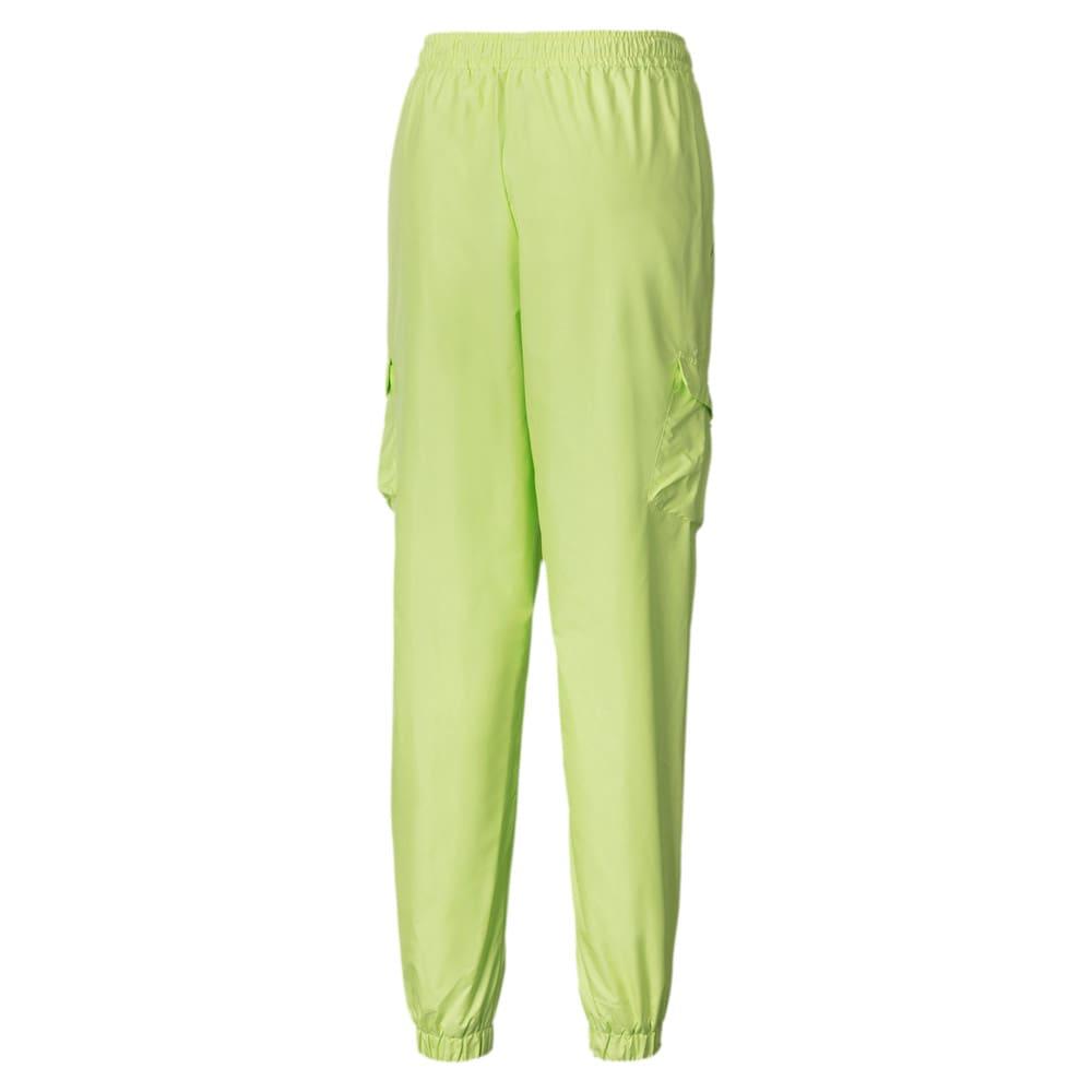 Image Puma Classics Utility Woven Women's Pants #2