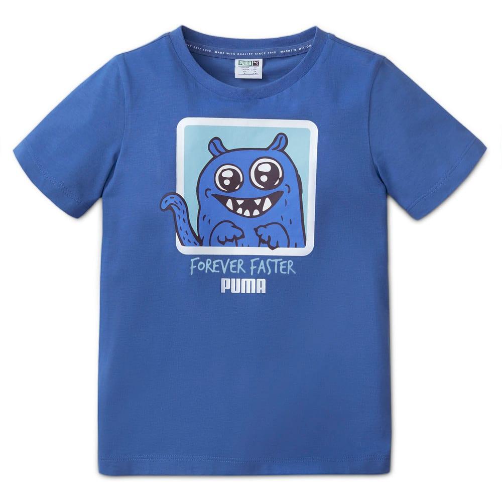 Изображение Puma Детская футболка Monster Tee #1: Bright Cobalt