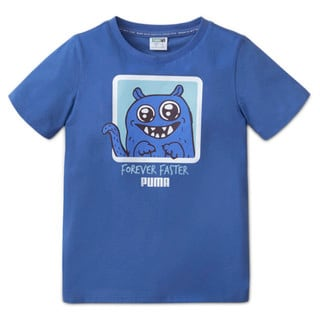 Зображення Puma Детская футболка Monster Tee