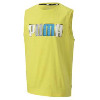 Görüntü Puma CELEBRATION Kolsuz Erkek Çocuk GRAPHIC T-shirt