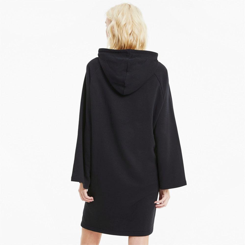 Изображение Puma Платье Classics Hooded Women's Dress #2