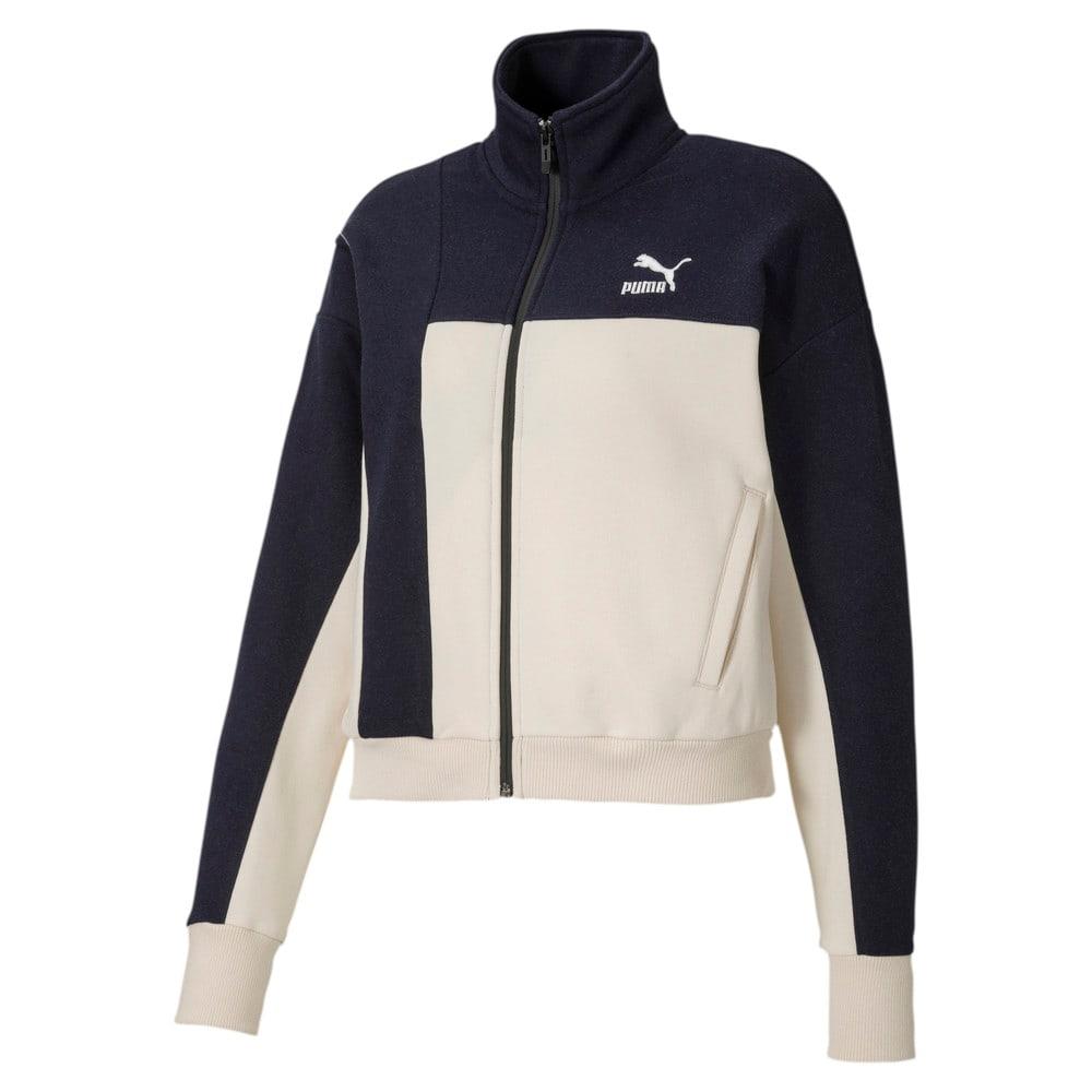 Зображення Puma Толстовка CSM Sweat Jacket #1