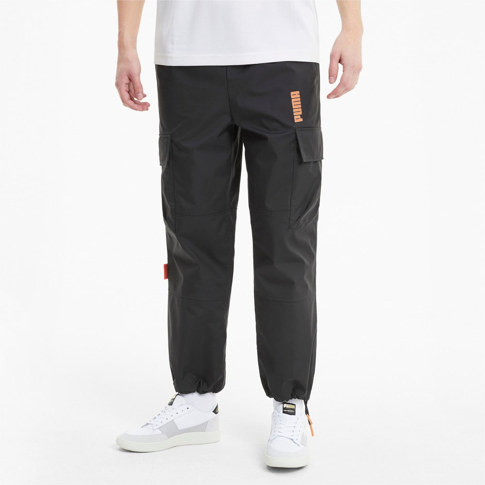 Изображение Puma Штаны CSM Woven Pants #1