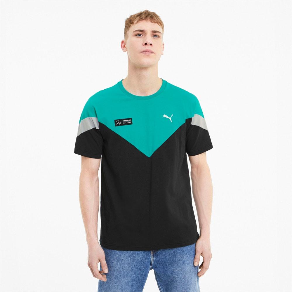 Image PUMA Camiseta Mercedes-AMG Petronas Motorsport MCS Masculina #1
