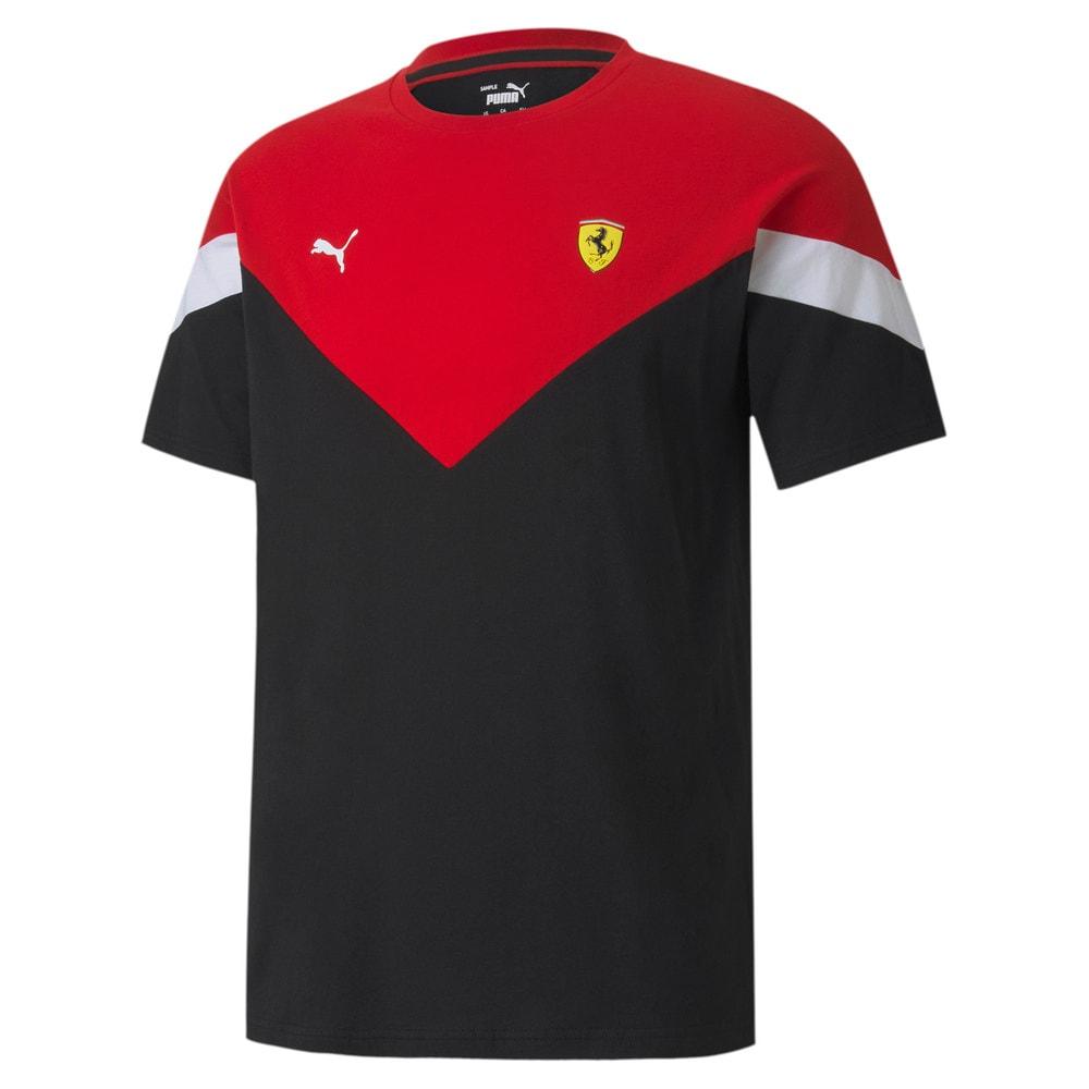 Imagen PUMA Polera Scuderia Ferrari Race MCS para hombre #1