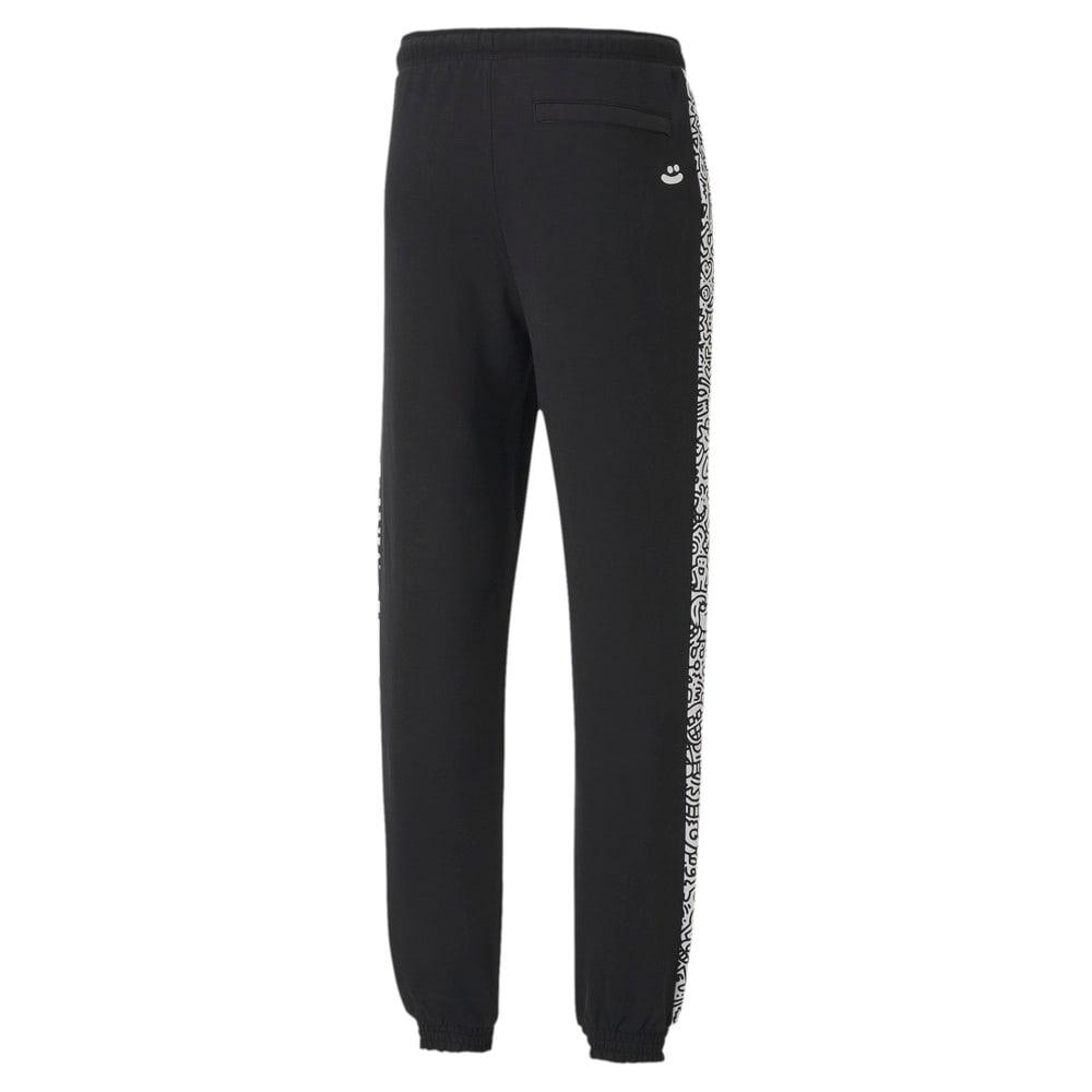 Imagen PUMA Pantalones deportivos para hombre PUMA x MR DOODLE #2