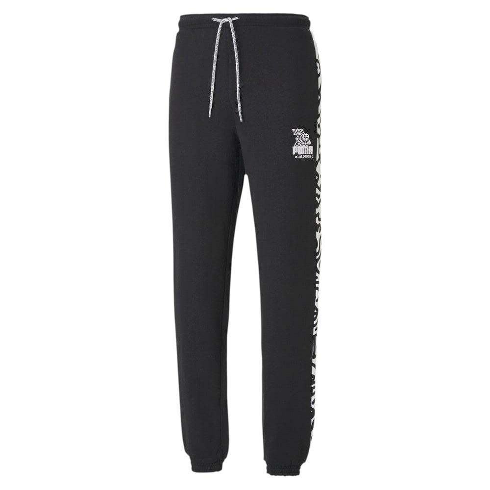 Imagen PUMA Pantalones deportivos para hombre PUMA x MR DOODLE #1