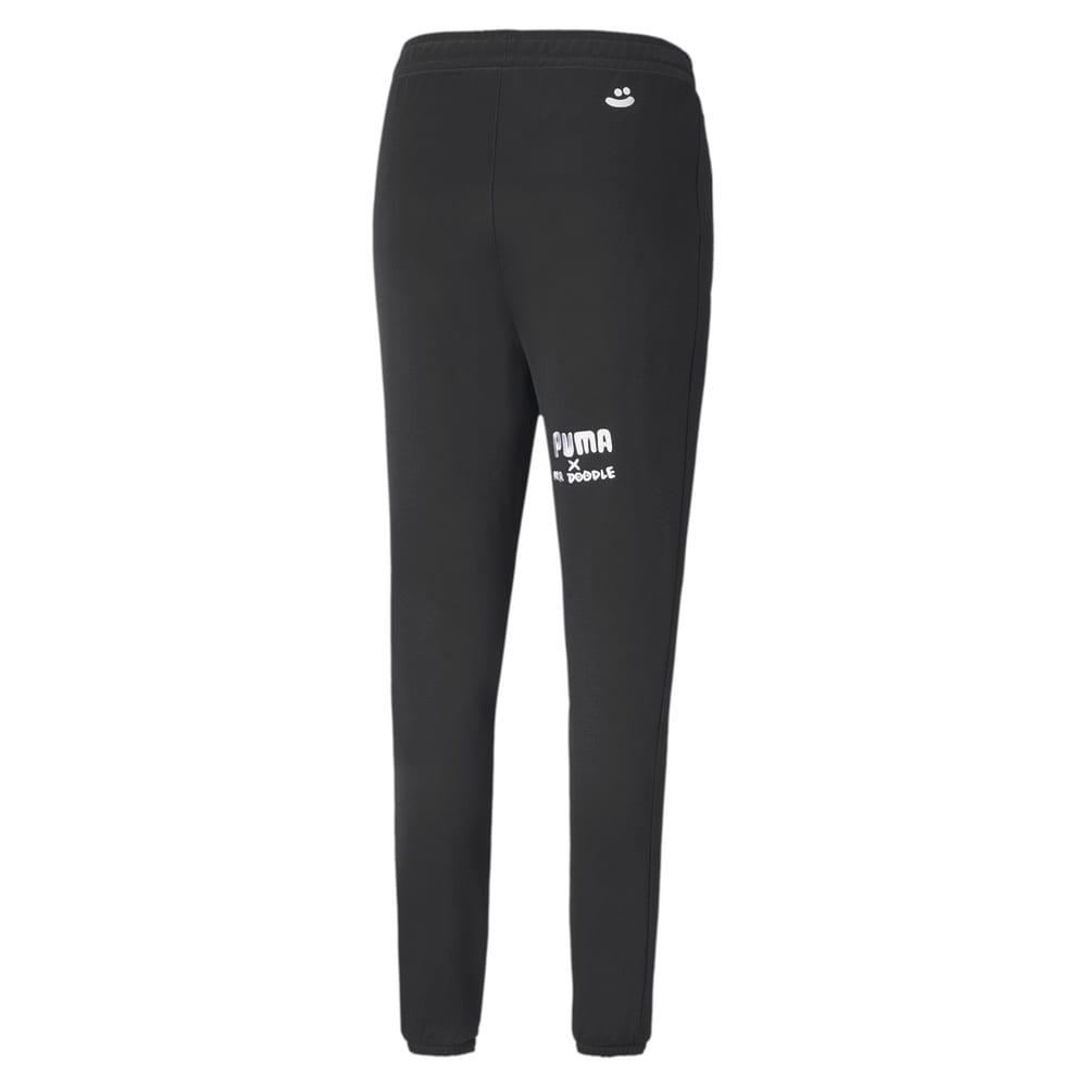 Imagen PUMA Pantalones deportivos para mujer PUMA x MR DOODLE #2