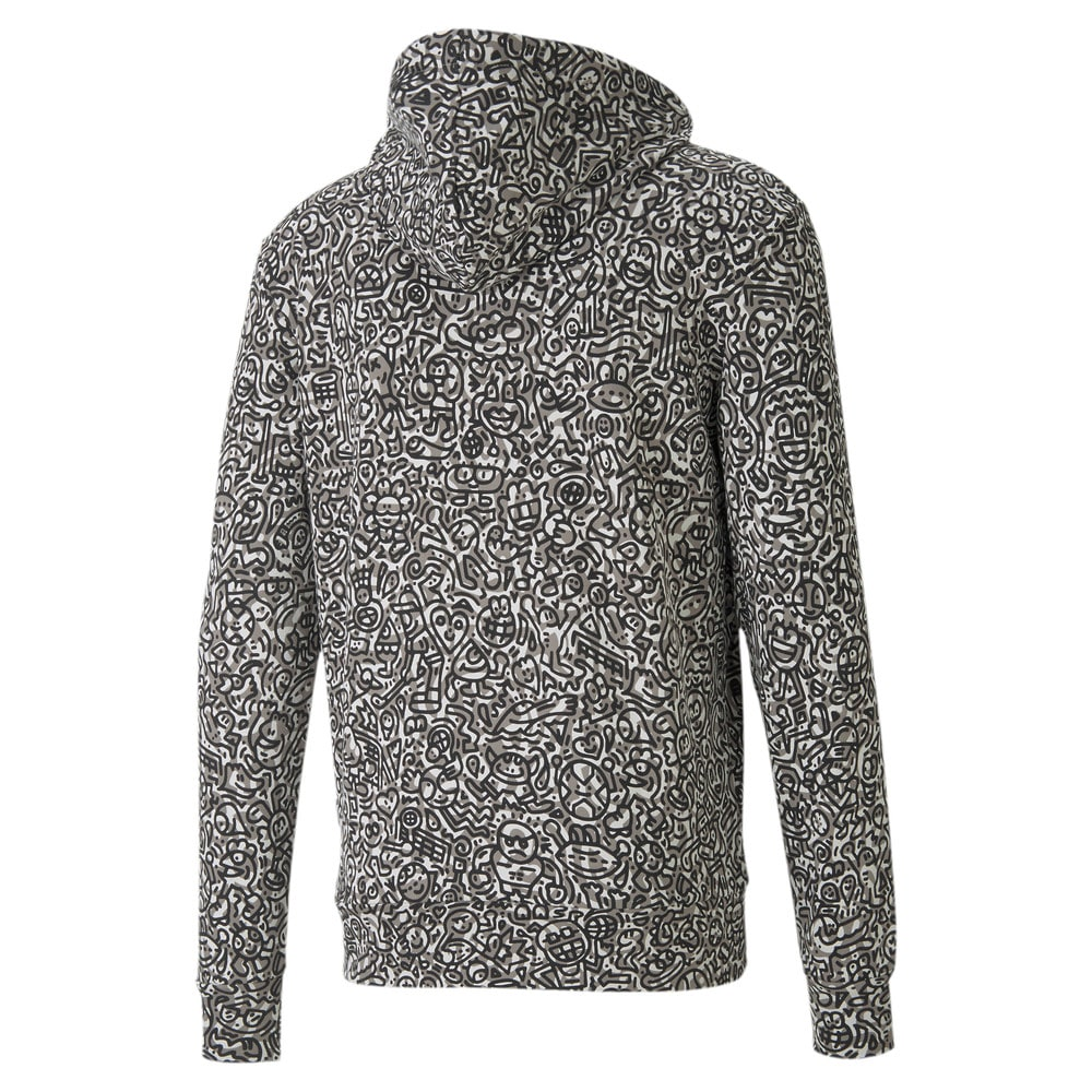 Изображение Puma Толстовка PUMA x MR DOODLE All-Over Print Hoodie #2