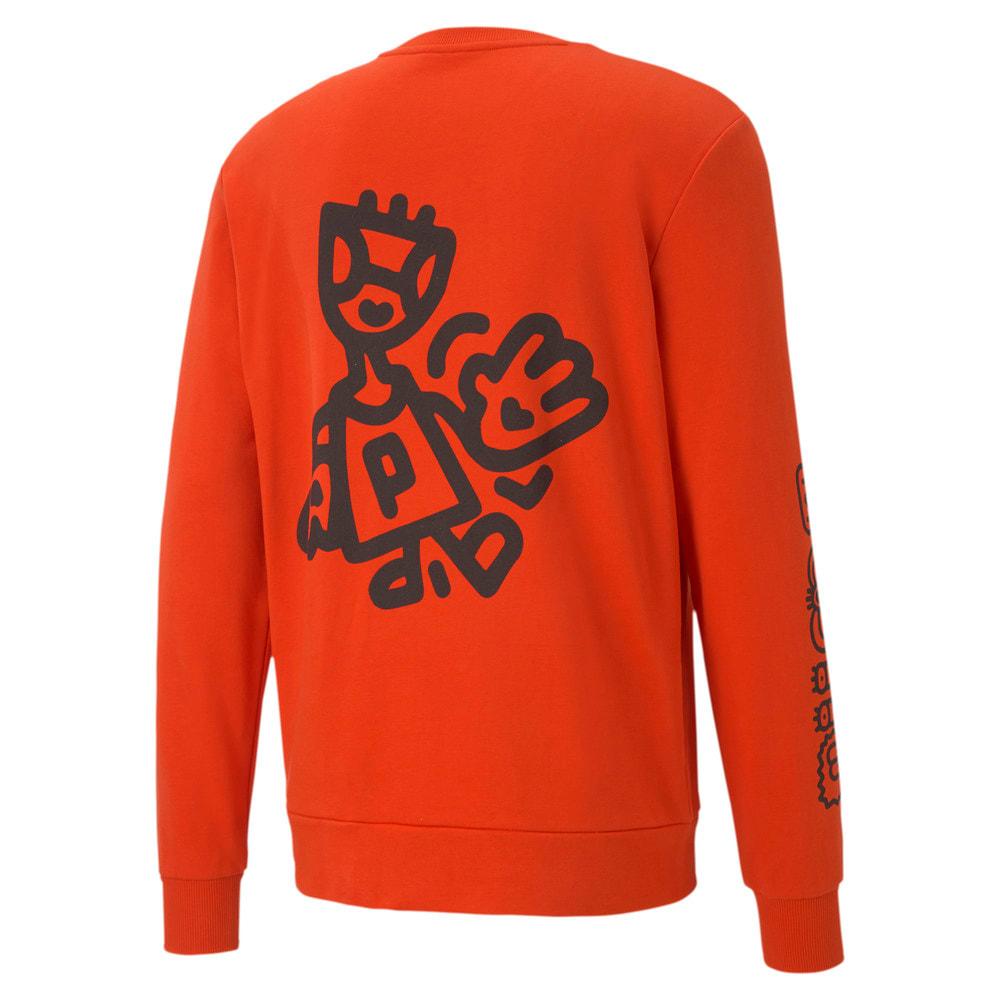 Изображение Puma Толстовка PUMA x MR DOODLE Crew Neck Sweater #2