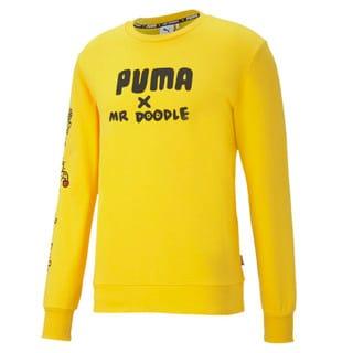 Изображение Puma Толстовка PUMA x MR DOODLE Crew Neck Sweater