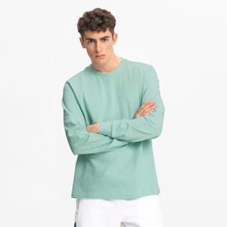 Görüntü Puma Bounce Uzun Kollu Erkek Basketbol T-Shirt