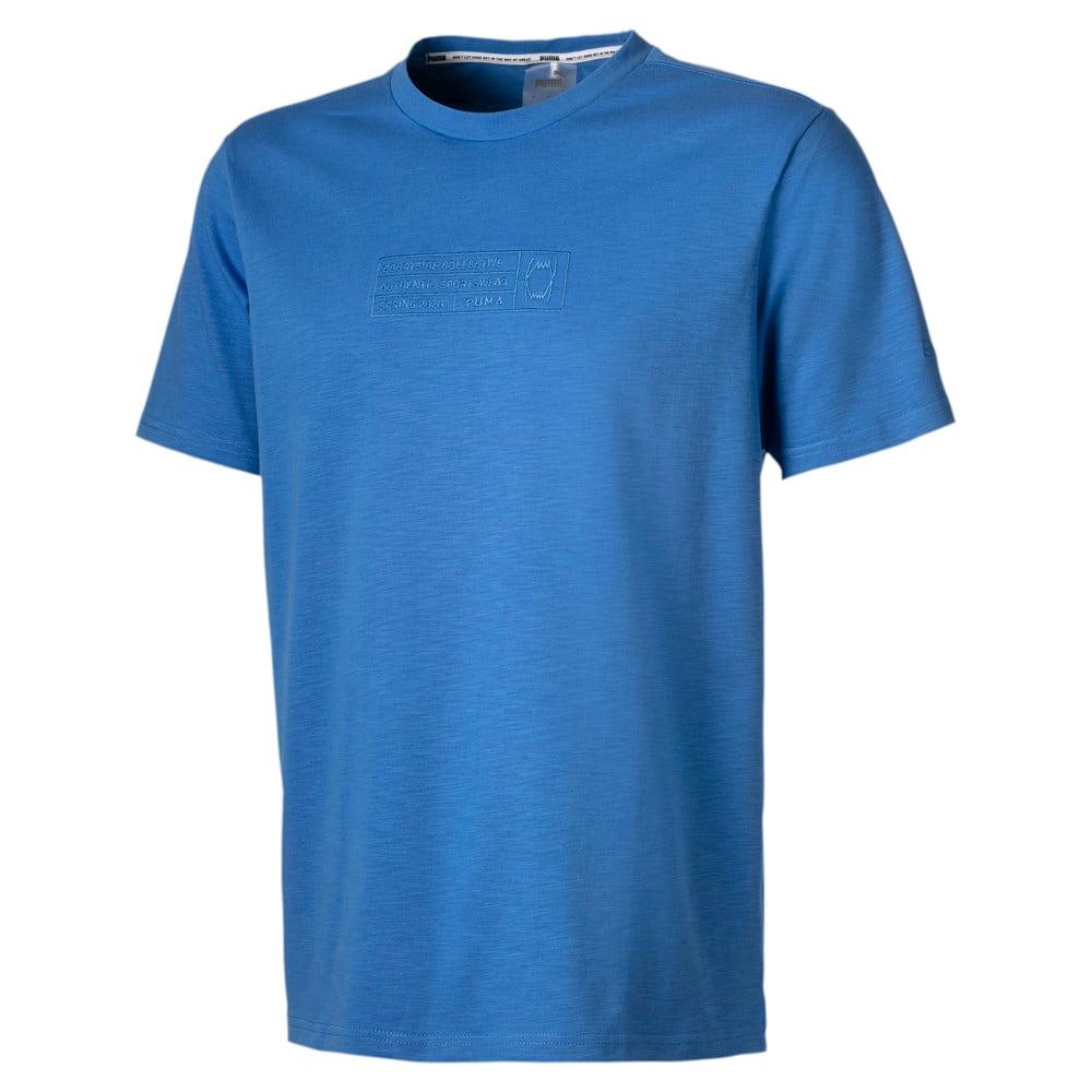 Görüntü Puma Pull Up Erkek Basketbol T-Shirt #1