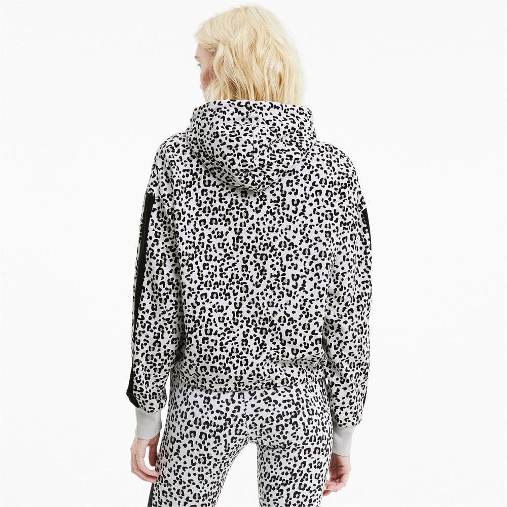 Görüntü Puma CLASSICS Kısa Kesim Kadın Kapüşonlu Sweatshirt #2