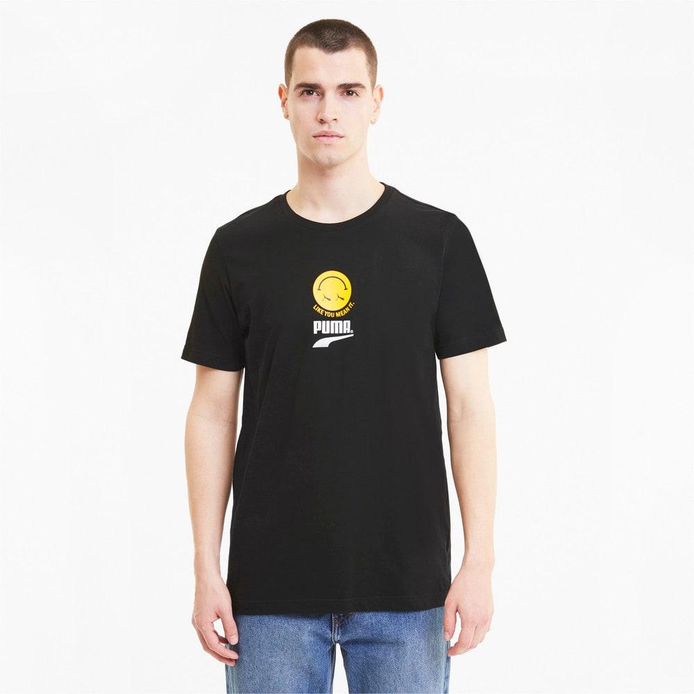 Görüntü Puma Club GRAPHIC T-shirt #1