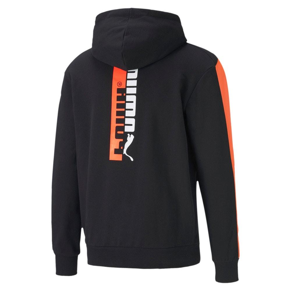 Görüntü Puma T7 2020 Sport Erkek Kapüşonlu Sweatshirt #2