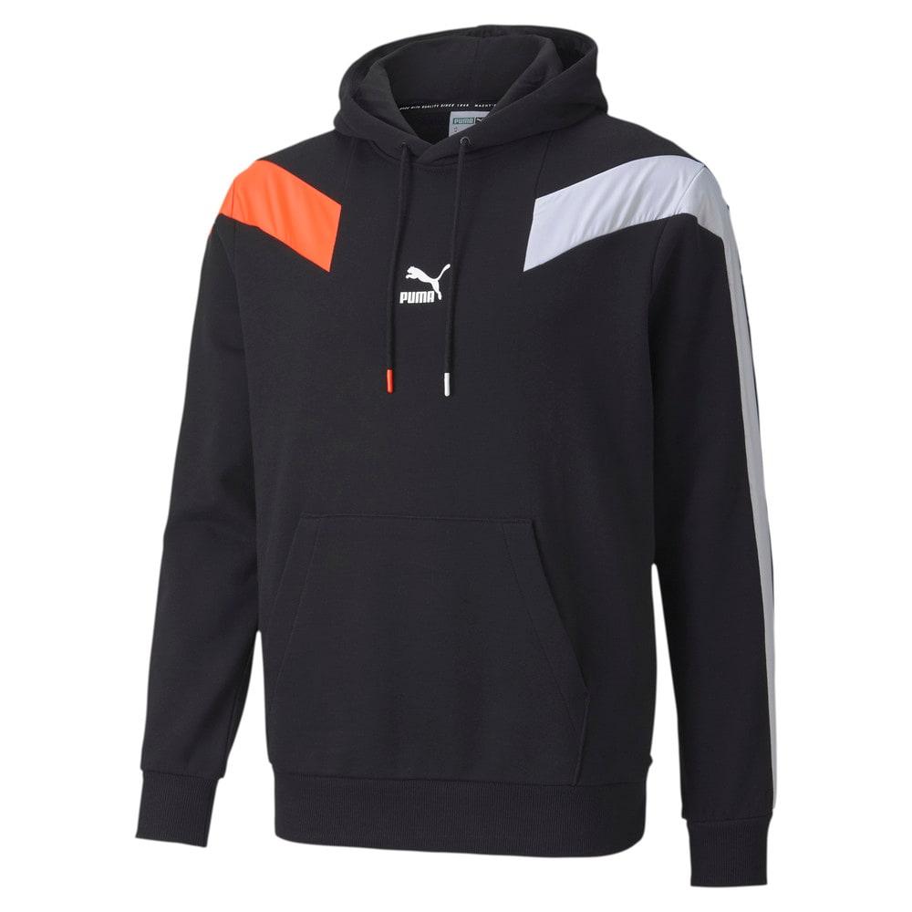 Görüntü Puma T7 2020 Sport Erkek Kapüşonlu Sweatshirt #1