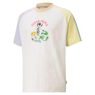 Görüntü Puma PUMA x KIDSUPER Colourblock Erkek T-shirt