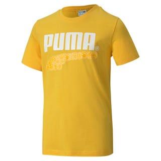 Görüntü Puma Club GRAPHIC Çocuk T-shirt