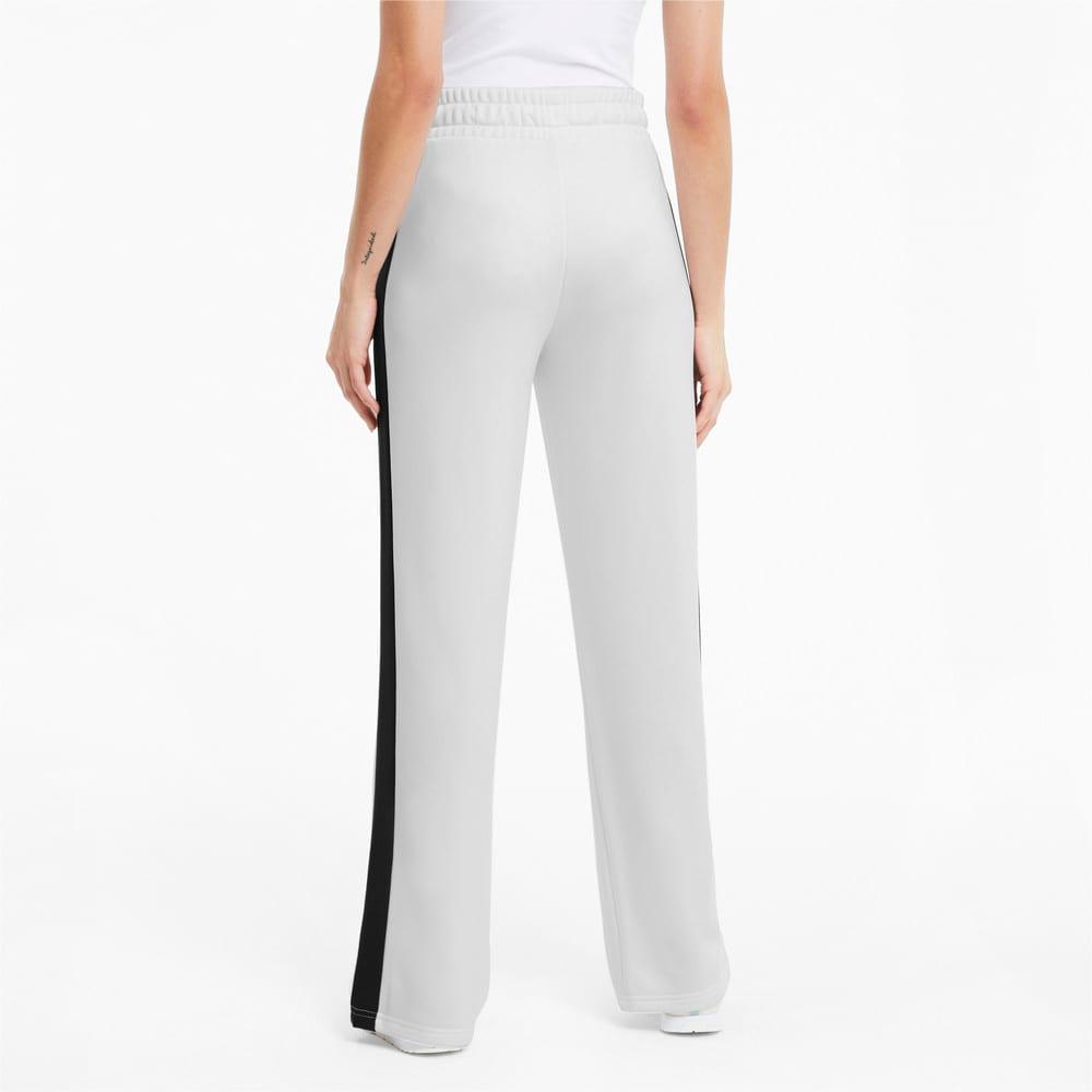 Imagen PUMA Pantalones de pierna ancha Classics para mujer #2