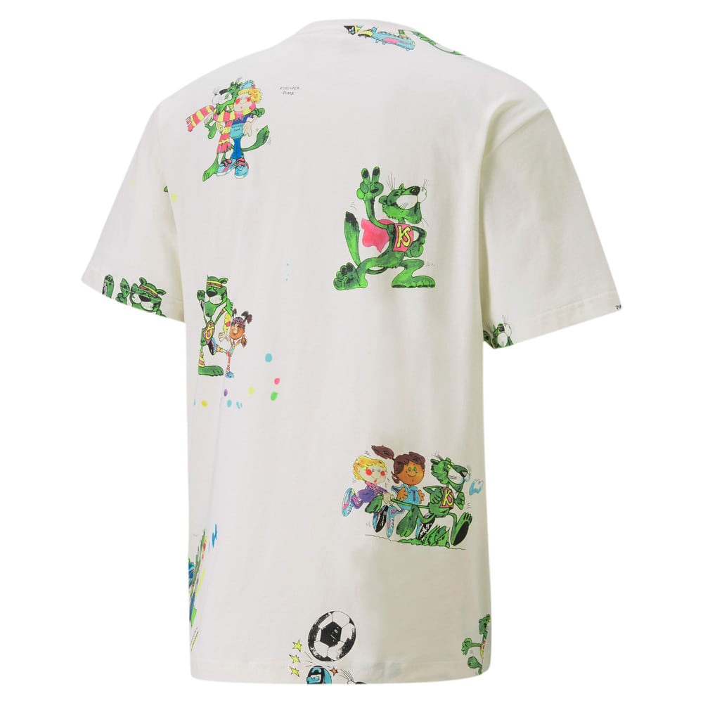 Görüntü Puma PUMA x KIDSUPER PRINTED Erkek T-shirt #2