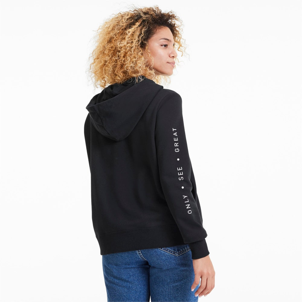 Image Puma Only See Great Women's Hoodie #2